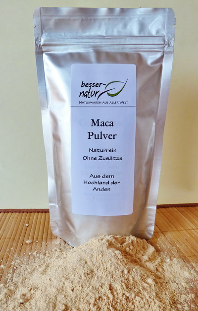 100g maca pulver maca wurzel fein gemahlen naturrein ohne zus tze ebay. Black Bedroom Furniture Sets. Home Design Ideas